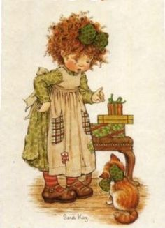 Kitten - Holly Hobbie