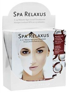 Purifying Tea Tree Oil Facial Mask (Package of 2) by Spa Relaxus. $4.99. Each package contains a disposable precut and moistened facial mask. Contains 2 indivdually packaged, 15 minute facial masks. Reipinol'a botanical extract Tea Tree facial mask purifies skin. Made with paraben free, natural ingredients. Spa Relaxus brand Purifying Facial Mask is an individually packaged soft cloth facial mask containing tea tree oil to purify the pores, speed the healing of br...