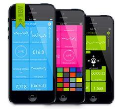 http://www.analyticstilesapp.com/  https://itunes.apple.com/us/app/analytics-tiles-app/id527147208