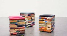 book stools