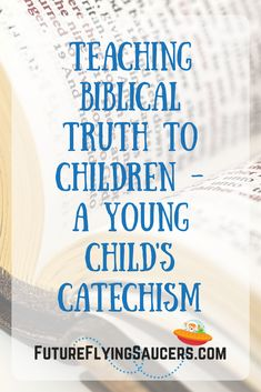 Do your kids know biblical truth? It is our job as parents to make sure that our kids have the Bible training that they need in order for God to grow them as disciples. Sunday School Curriculum, Sunday School Activities, Sunday School Lessons, Children Activities, Class Activities, Bible Lessons For Kids, Bible For Kids, Toddler Bible, Bible Truth