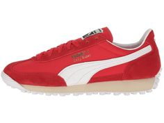 PUMA Easy Rider VTG Men's Shoes High Risk Red/Puma White/Puma White