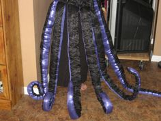 Ursula sea witch little mermaid ariel one of a kind octopus legs Sea Witch Costume, Witch Cosplay, Little Mermaid Movies, Ariel The Little Mermaid, Halloween Costumes, Halloween Ideas, Costumes 2015, Halloween 2015, Halloween Crafts