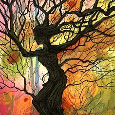 Tree of Life Series - 'Dusk'