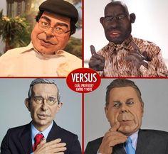 A propósito de la pronta desaparición de 'Noticiero NP&', le presentamos algunos de sus personajes más celebres. ¿Cuál de ellos cree usted será el más recordado?