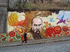 Vladimir @Vladimir Tetyukhin Last Name  40 хв Стрит-арт. В Украине #Ukraine #Євромайдан #Евромайдан #Euromaidan pic.twitter.com/94HrH1i5xs