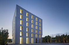 be baumschlager eberle - Lustenau - Architects