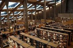 the library at alexandria - Buscar con Google Library Of Alexandria, Alexandria Egypt, Public Library Design, Grand Library, Literary Travel, Library Bookshelves, Forever Book, Home Libraries, Public Libraries