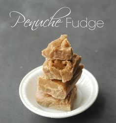 Brown Sugar Penuche Fudge {Recipe}   Endlessly Inspired