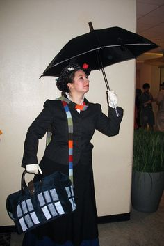 Time Lord Mary Poppins | Doctor Who