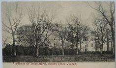 Académie (Collège)de Jesus-Marie a Sillery