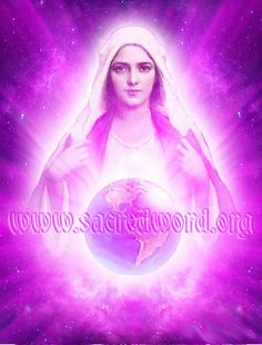 Violet Flame for Planet Earth - Sacred Word Galleries
