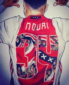 Abdelhak Nouri, nice supply of inspiration - Best Mobile Wallpapers Football Names, Football Players, Afc Ajax, Ronaldo Juventus, Soccer Quotes, Soccer Stars, Best Mobile, Lionel Messi, Mobile Wallpaper