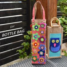 A new school year calls for new supplies! New shoes, new uniform, new tiffin box, new water bottles – why not make a new bag for bottles too? This DIY art can be used to decorate and customize your bottle bag using Fevicryl Acrylic Colours.