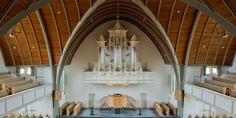 Church Reformed Congregation (kerk Gereformeerde Gemeente) #Krabbendijke, Netherlands (1.362 seats)