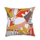 Papercut Euro Pillowcase by Citta Design | Citta Design