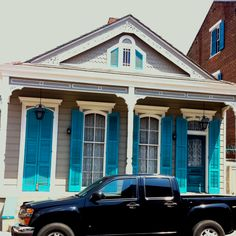 New Orleans  / charming house