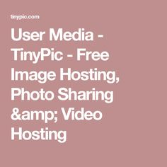 User Media - TinyPic - Free Image Hosting, Photo Sharing & Video Hosting
