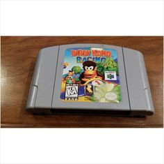 Diddy Kong Racing Nintendo 64 Game ☆ SHIPS IMMEDIATELY ☆ n64 system game