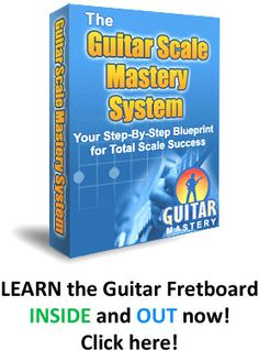 Major Triad Positions: One Way to Learn the Guitar Fretboard