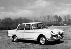 #coches #cars Alfa Romeo 2000 Berlina 102