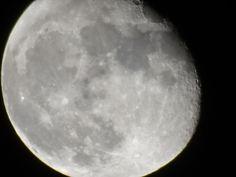Moon close up.
