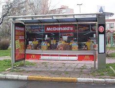 Creative bus stop advertisements | Creative Criminals