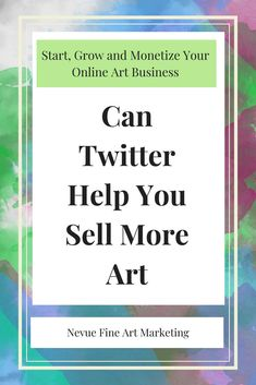 Do you want to sell art online? The Ultimate Online Art Marketing Course will teach you everything you will need to know to get started and build a successful online art business. How to Sell art Online Course # Art For Sale Online, Selling Art Online, Online Art, Artwork Online, Sell Artwork, Artwork Paintings, Online Jobs, E-mail Marketing, Business Marketing