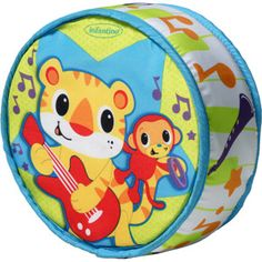 Infantino - Tap & Roll Musical Drum $11.94