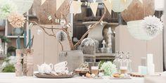 Paasbruch - tips voor een stijlvol gedekte tafel | spring | lente | pompom | vlinder | meer DIY tips? | www.designbygerjanne.nl