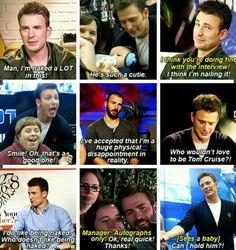 Chris is a gem