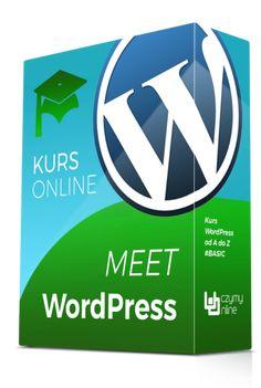 W kursie meetWordPress uczę obsługi systemu CMS WordPress z elementami programowania