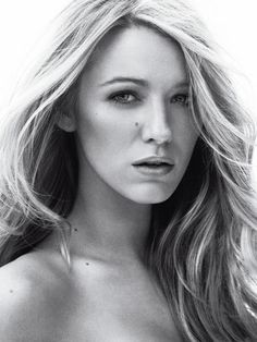 Blake Lively Photoshoot- Marie Claire