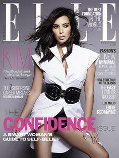 Kim Kardashian For ELLE UK: The Cover Interview | Fashion, Trends, Beauty Tips & Celebrity Style Magazine | ELLE UK
