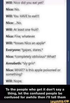 It's because throwing an apple to someone in Ancient Greece is a marriage proposal