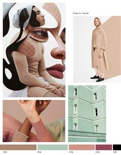 Color Inspiration No.6 by Eclectic Trends