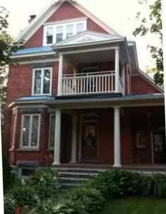Thomas Reilly House (Heritage Building at 31 Rue Principale, Aylmer, Quebec Canada)