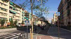 GRANADA | Camino de Ronda, junto a Glorieta de la Aviación Española.