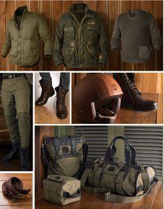 Royal Enfield gear