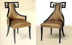 An influential range of high end dining room chairs in both sculptural and luxurious designs. All our chairs can be created in our designer range of spectacular finishes. Steel Dining Chairs, Walnut Dining Chairs, High Back Dining Chairs, Leather Dining Chairs, Dining Arm Chair, Metal Chairs, Dining Room Chairs, Chair Design, Furniture Design