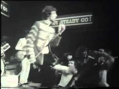 The Rolling Stones - Paint It Black   (Ready Steady Go - May 27, 1966)  (Theme song for TOUR OF DUTY)