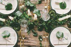 Vintage Botanical Wedding Inspiration | Green Wedding Shoes Wedding Blog | Wedding Trends for Stylish + Creative Brides