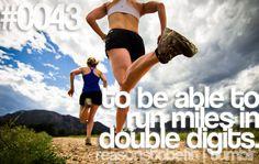yes! half marathon inspiration