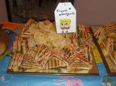 Αποτέλεσμα εικόνας για αλμυρα σνακ για παιδικο παρτυ