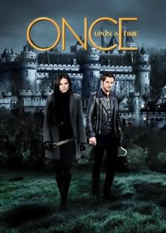 Awesome Regina and Hook on an awesome Once poster for Once season 5