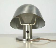 Lámpara champiñón