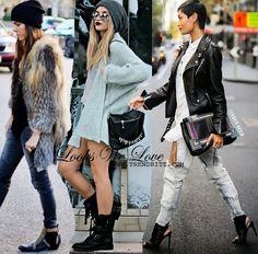TrendBite: Street Style   Looks We Love   How To Wear
