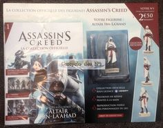 N° 1 Assassin's Creed la collection officielle - Test