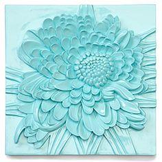 chrysanthemum lacquer plaque #bedroom
