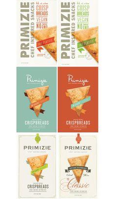 Primizie crisps | Make and Matter